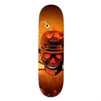 The fighter skate board decks
