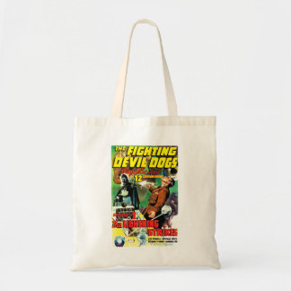 The Fighting Devil Dogs Budget Tote Bag