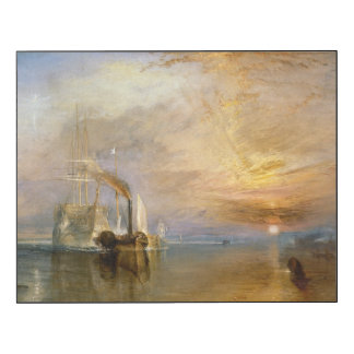 """The """"Fighting Temeraire"""" Tugged"""