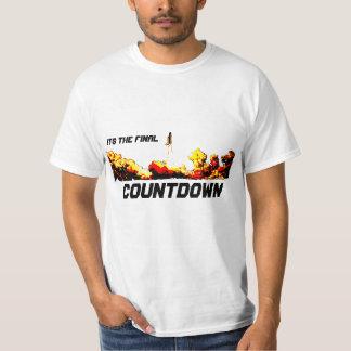 The Final Countdown T-Shirt