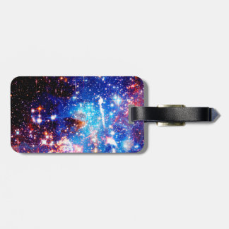 The final frontier luggage tag