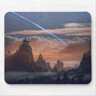The Final Quest Mouse Pad