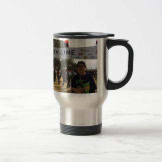 The Finish Line! Travel Mug