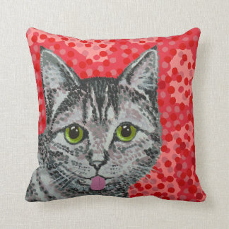 The Finnish Cat Cushion