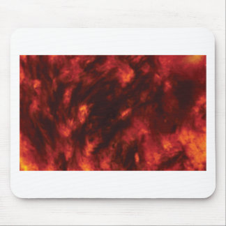 the fire abyss mouse pad