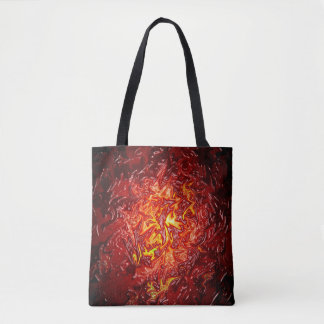 The Fire from within... Tote Bag