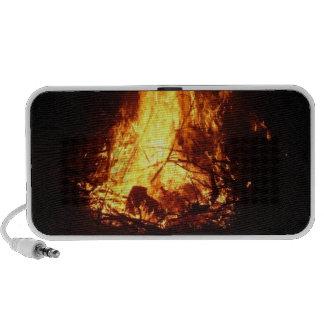 The Fire Life Laptop Speaker