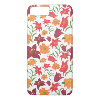 The Fire Lily iPhone 7 Plus Case