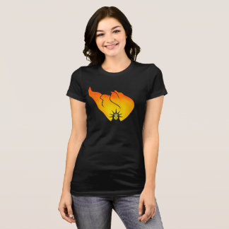 The Fire of Liberty T-Shirt