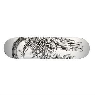 The Firebird Board Skate Deck