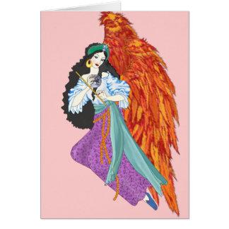 The Firebird Card
