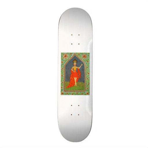 The Firebird (Fairy Tale Fashion Series #1) Skate Board Deck