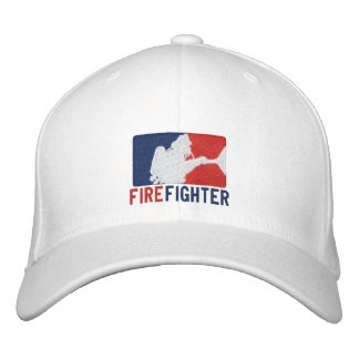 The Firefighter Custom Embroidery Embroidered Hat
