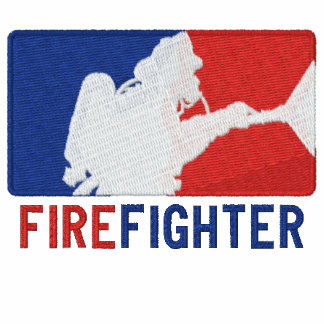 The Firefighter Custom Embroidery Embroidered Shirts