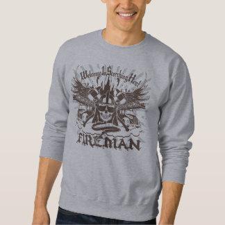 The fireman sweatshirt