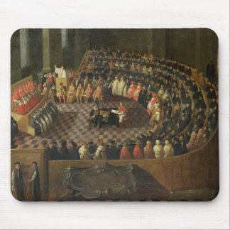 The First Chapter of the 25th Council of Trent, Ve Mouse Pad