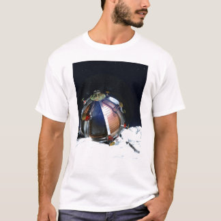 The First Men in the Moon T-Shirt