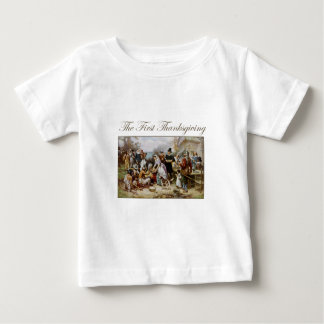 The First Thanksgiving Baby T-Shirt