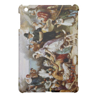 The First Thanksgiving iPad Mini Cases