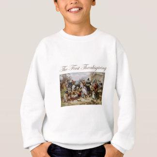 The First Thanksgiving Sweatshirt