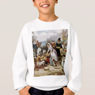 The First Thanksgiving Sweatshirt