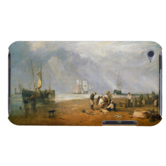 The Fish Market at Hastings Beach J. M. W. Turner iPod Touch Cases