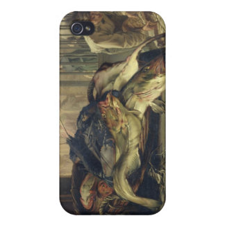 The Fish Market iPhone 4/4S Cover