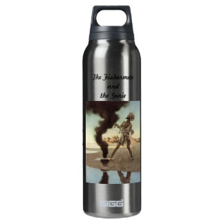 The Fisherman and the Genie 0.5 Litre Insulated SIGG Thermos Water Bottle