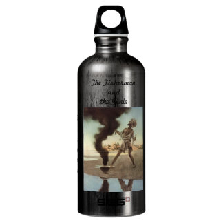 The Fisherman and the Genie SIGG Traveller 0.6L Water Bottle