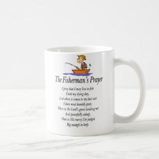 The Fisherman s Prayer Mug