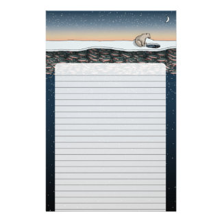 The Fishermans Feast, stationery