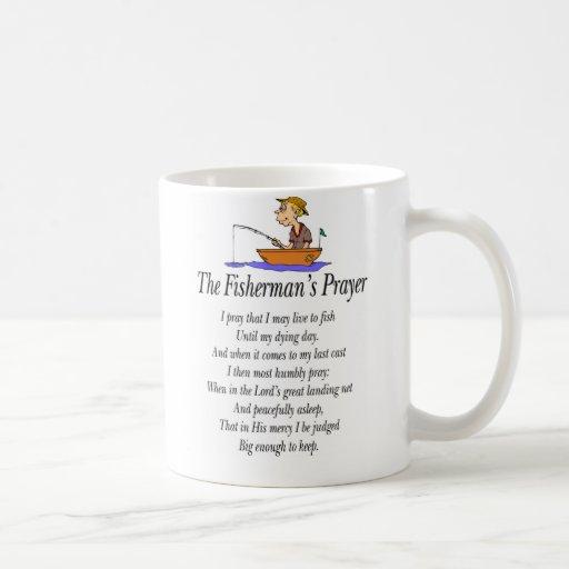 The Fisherman's Prayer Mug