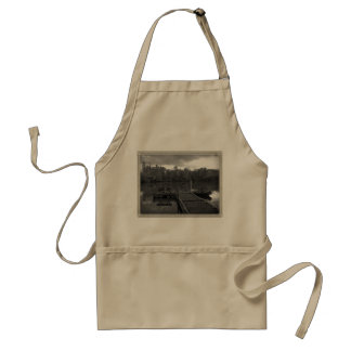 """The Fishing Spot"" Standard Apron"