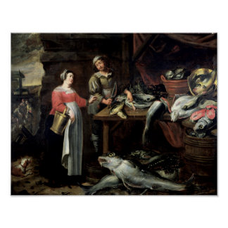 The Fishmonger Poster