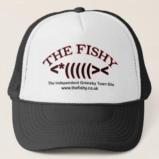 The Fishy Trucker Cap