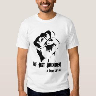The Fist Amendment Shirt