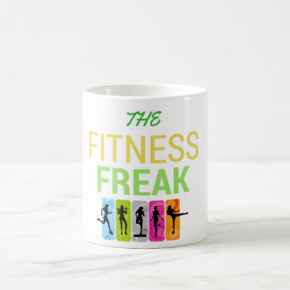 The Fitness Freak-Lemon Coffee Mug