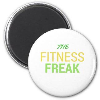The Fitness Freak-Lemon Magnet