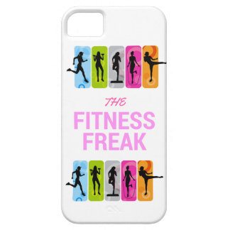 The Fitness Freak-Rose iPhone 5 Covers