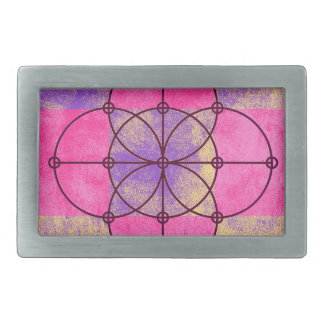 The Five Sacred Circles Belt Buckle