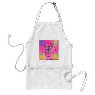 The Five Sacred Circles Standard Apron