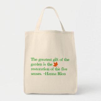 The Five Senses Bag