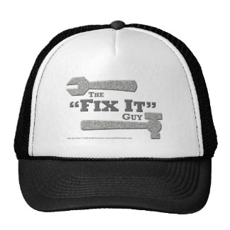 "The ""Fix It"" Guy Hat"