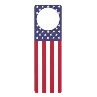 """""""THE FLAG"""" DOOR HANGER"""
