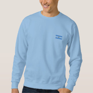The Flag of Argentina Sweatshirt