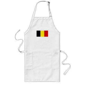 The Flag of Belgium Apron