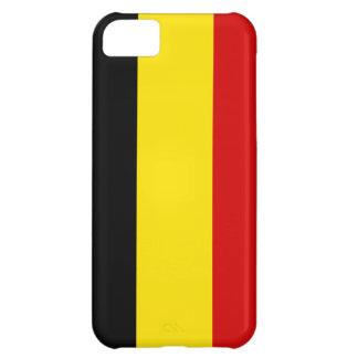 The Flag of Belgium iPhone 5C Case