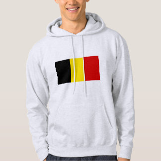 The Flag of Belgium Pullover