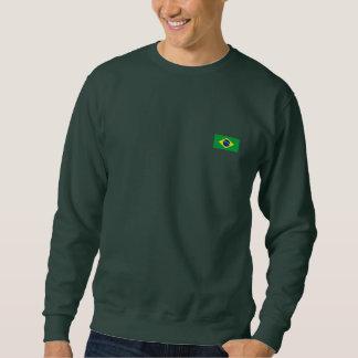 The Flag of Brazil Sweatshirt