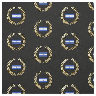 The flag of El Salvador Fabric